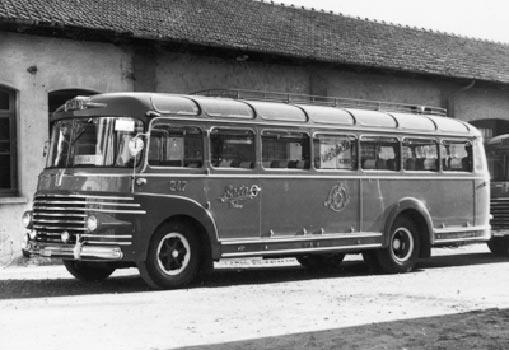 vecchio autobus