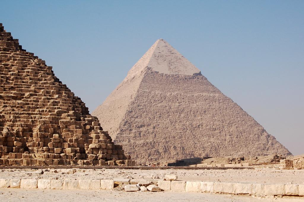 Le Piramidi - Cairo