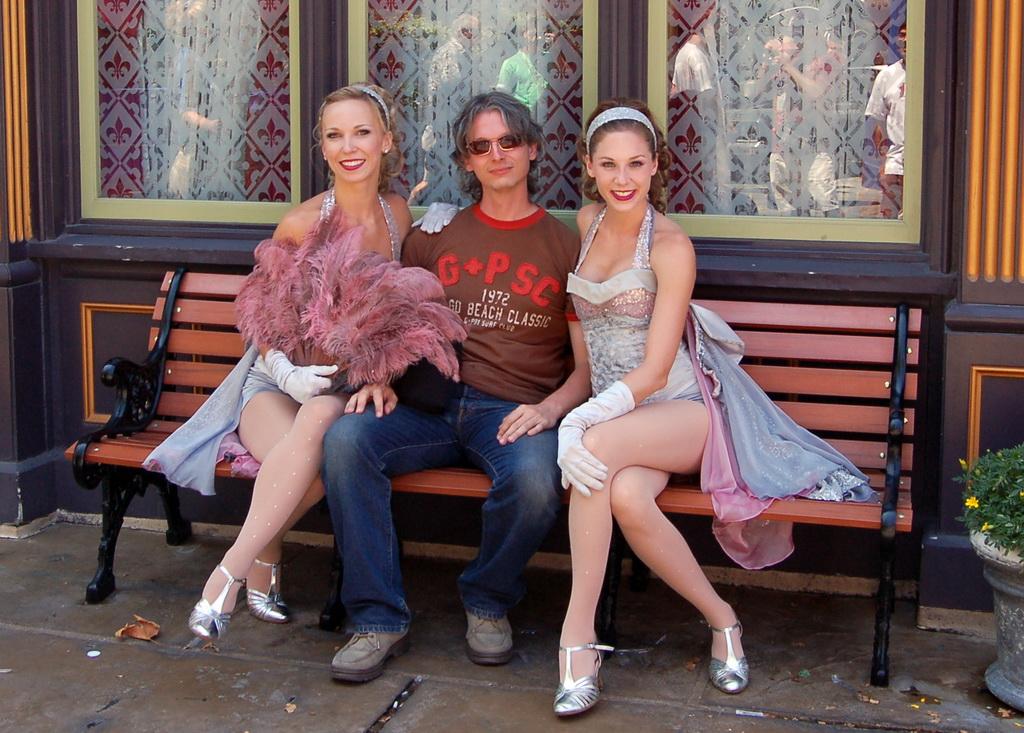 MadGrin agli Universal Studios di Los Angeles