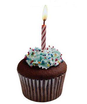 Primo compleanno del blog