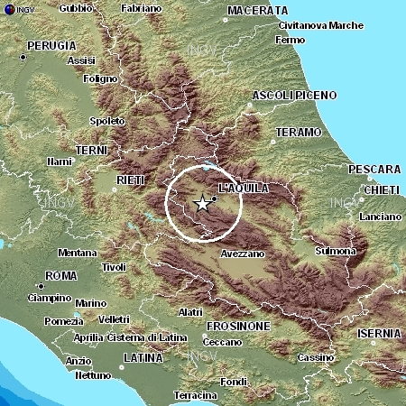 Terremoto Aquilano