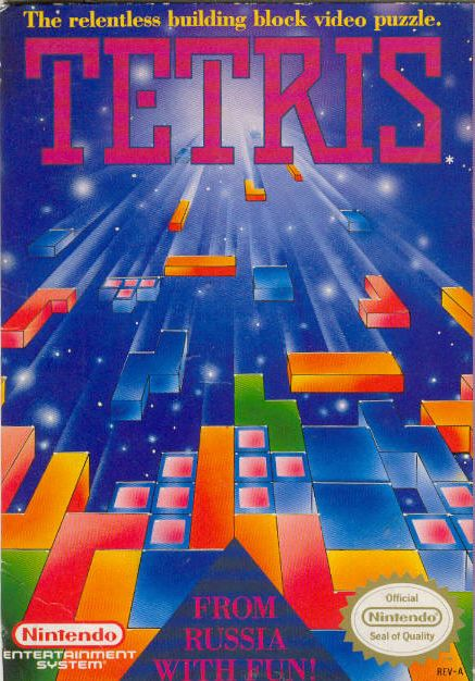 Tetris - The Game