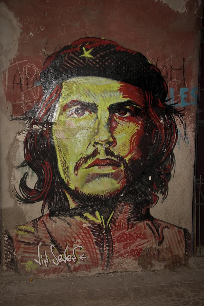 Murales Che Guevara