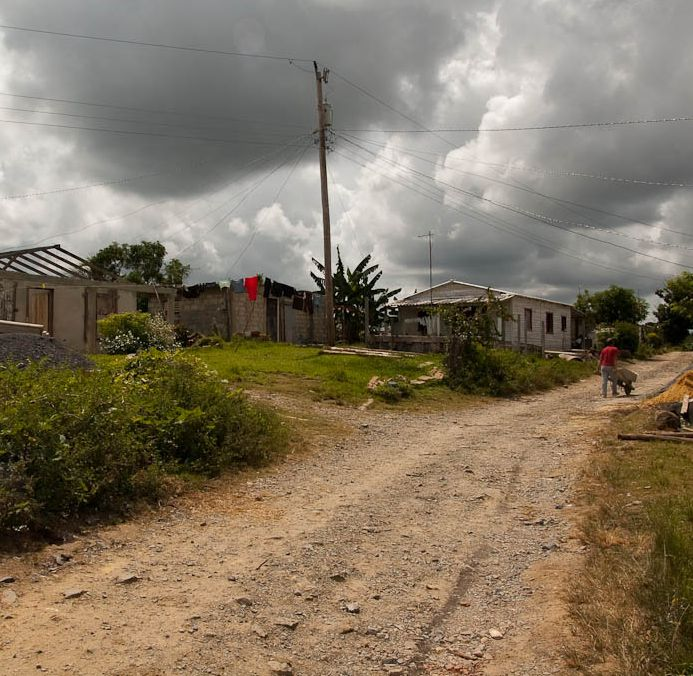 Viñales-zona-residenziale