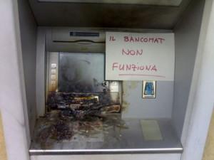 bancomat rotto
