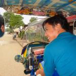 Tuc Tuc @ Luang Prabang