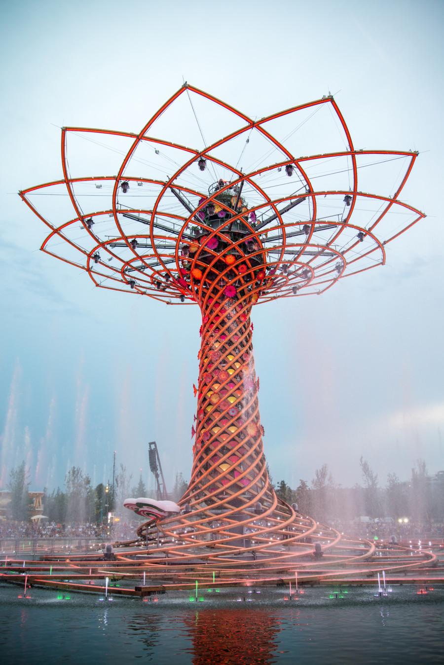 Albero della vita - EXPO 2015